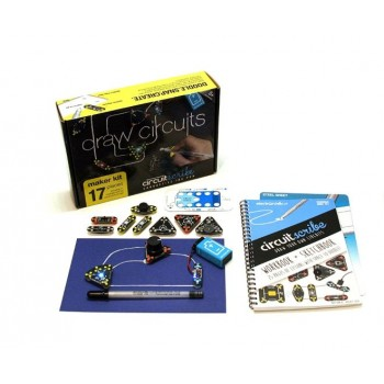 Circuit Scribe Maker Kit - Çizim Kiti